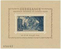 Luxembourg 1946 - Michel bloc 6 - Neuf