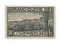 Luxembourg 1923 - Michel 143 - Postfrisk