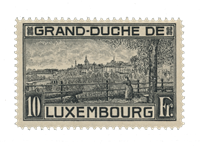 Luxembourg 1923 - Michel 143 - Neuf