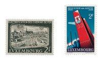 Luxembourg 1956 - Michel 551 + 558 - Postfrisk