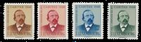 Luxembourg 1948 - Michel 435/38 - Neuf