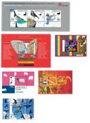 Holland 1993-1997 - NVPH 1556, 1604, 1623, 1652, 1671, 1713 - Postfrisk