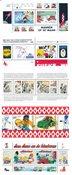 Pays-Bas 1996-2000 - NVPH 1677, 1715, 1782, 1839, 1923 - Postfris