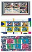 Holland 1995-2001 - NVPH 1642, 1676, 1719, 1760, 1821, 1893, 1973 - Postfri