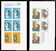 Pays-Bas 1980-1986 - NVPH 1214, 1236, 1279, 1299, 1320, 1344, 1366 - Postfris