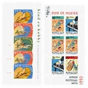 Pays-Bas 1990-1995 - NVPH 1460, 1486, 1541, 1578, 2627, 1661 - Postfris