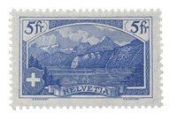 Schweiz 1914 - Michel 122 - Ubrugt
