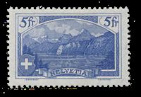 Suisse 1914 - Michel 122 - Neuf avec charnières