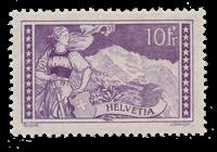 Suisse 1914 - Michel 123 - Neuf avec charnières
