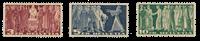 Suisse 1942 - Michel 328/30w - Neuf avec charnières