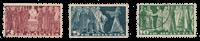 Suisse 1942 - Michel 328/30w - Oblitéré