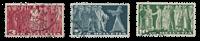 Suisse 1955 - Michel 328/30x - Oblitéré