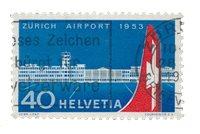 Suisse 1953 - Michel 585 - Oblitéré
