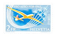 Suisse 1963 - Michel 780 - Neuf