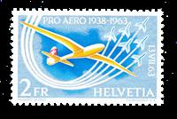 Schweiz 1963 - Michel 780 - Postfrisk