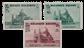 Belgien 1938 - OBP 481/83 - Postfrisk