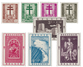 Belgien 1952 - OBP 900/07 - Postfrisk