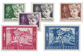 Belgien 1954 - OBP 955/60 - Postfrisk