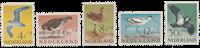Nederland 1961 - Nr. 752-756 - Postfris