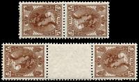 Holland - NVPH 61 b/c - Ubrugt