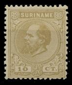 Suriname - Nr. 6 - Ongebruikt