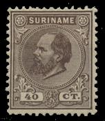 Suriname - Nr. 12 - Ongebruikt