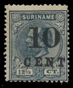 Suriname 1898 - Nr. 29 - Ongebruikt
