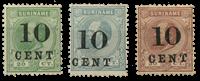 Suriname - Nr. 31 - Ongebruikt
