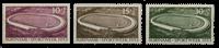 Suriname 1953 - Nr. 309-311 - Ongebruikt