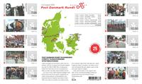 Danemark - Cyclisme : Le tour du Danemark - Feuillet neuf