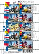 Pays-Bas - Volvo Ocean Race - Feuillet neuf 10v