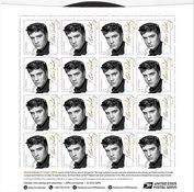 USA - Elvis Presley - Postfrisk ark
