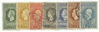 Nederland 1913 - Nr. 90-96 - Gebruikt