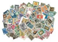 300 francobolli differenti Vaticano