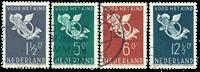 Netherlands 1936 - NVPH 289-92 - Cancelled