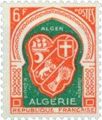 Algeriet - YT 353