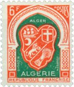 Algeria - YT 353