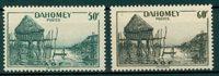 Dahomey 151/52