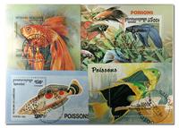 Fisk 6 miniark