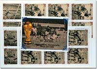 Fodbold 4 6-ark og 1 miniark
