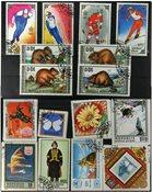 Mongolie I 10 séries