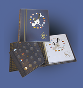 Euro-møntalbum til de europæiske lande