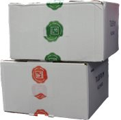Noorwegen Red & Green Seal - 1kg
