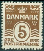 Danmark Bogtryk AFA 122