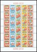 Aland - Navidad 1996 - Viñetas