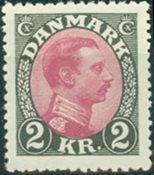 Danemark 2 kr. Chr. X ***