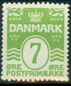 Danmark Bogtryk AFA 167