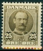 Danmark - AFA nr. 57 - Bogtryk