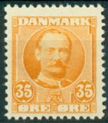 Danmark - AFA nr. 63A - bogtryk