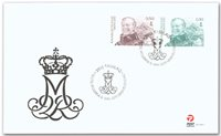 Greenland - Definitives 2011 - FDC